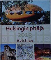 Helsingin Pitäjä 2013 - Cover