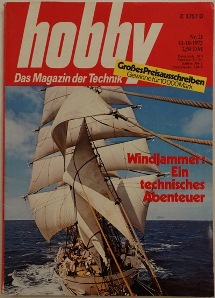 Hobby: Das Magazin der Technik | 101172 | Cover