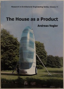 The House As A Product - Cover