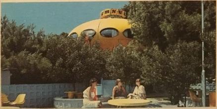Hurzuf Multi-View Postcard - Detail