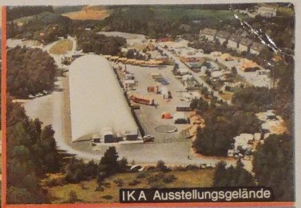 Futuro House - IKA Postcard 2 - Front Detail