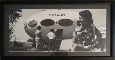 Internationale Kunststoffhaus Ausstellung der Welt - 1971 - 2