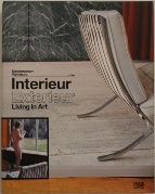 Interieur, Exterieur: Living in Art - Cover