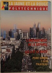 La Jaune Et La Rouge Issue #625 May 2007 - Cover