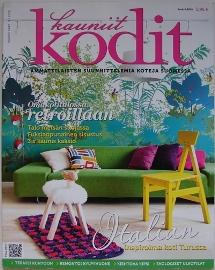 Kauniit Kodit Issue 5 2012 Cover