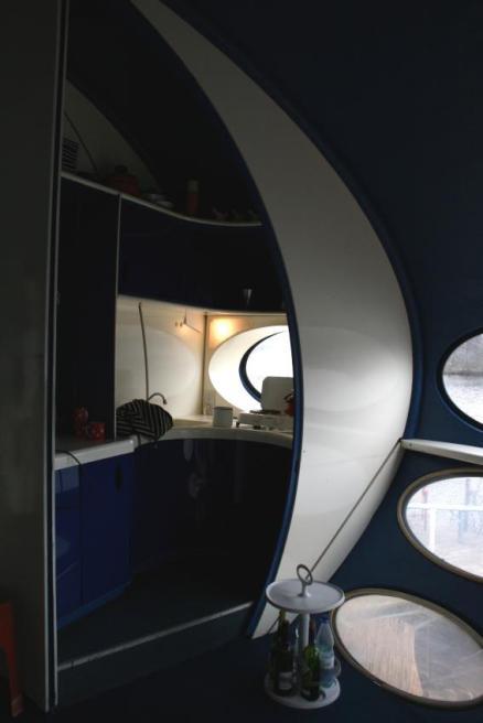 Berlin Futuro - Kitchen - einestages.spiegel.de