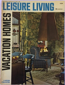 Leisure Living - 1971 Spring Issue - Cover