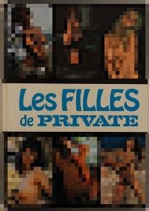 Les Filles De Private - Cover