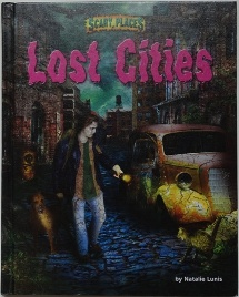 Lost Cities (Scary Places) - Cover