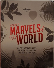 Secret Marvels of the World - Front Cover