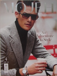 Mojeh Men - Issue AW14 - Cover