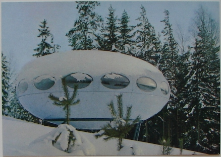 Museum Of Finnish Architecture Postcard 1 - Turenki
