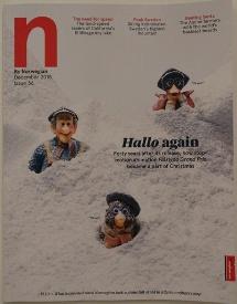 N By Norwegian - December 2015 - Cover