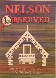Nelson Observed - Front Cover