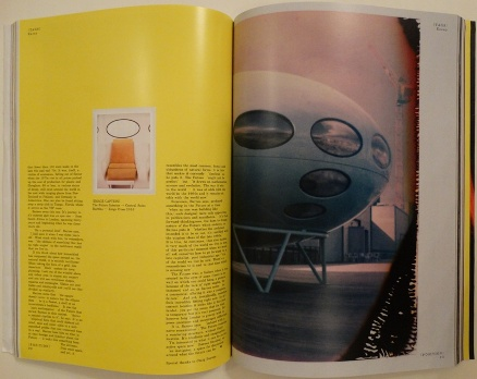 Off Black Magazine - The Man Made Issue - Pages 92-93
