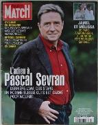 Paris Match Issue 3078 Cover