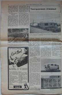 RakennusViesti Volume 10 Number 6 091969 Issue Page 16