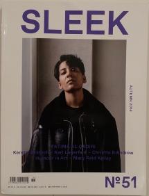 Sleek Magazine Autumn 2016 - Cover
