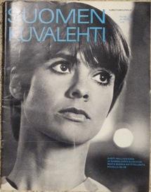 Suomen Kuvalehti - 102568 Issue - Cover