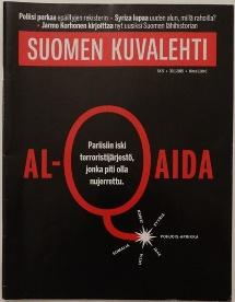 Suomen Kuvalehti 013015 - Cover