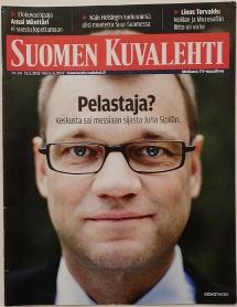 Suomen Kuvalehti 061512 - Cover