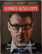 Suomen Kuvalehti 110113 - Cover