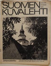 Suomen Kuvalehti - 062571 Issue - Cover