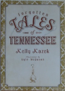 Forgotten Tales of Tennessee Cover