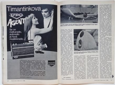 Tekniikan Maailma September 1968 | Pages 60-61