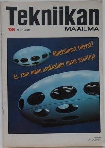 Tekniikan Maailma September 1968 - Cover