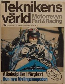 Teknikens Varld 051768 Issue - Cover