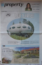 The Daily Telegraph 062814 - Property Section Page 1