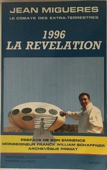 1996 : La Revelation - Jean Migueres - Cover