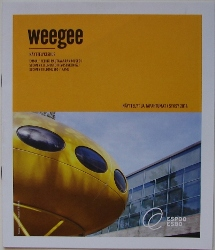 WeeGee Exhibition Center - Exhibition & Events Program Brochure - Fall 2014 - Front