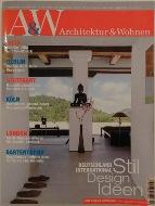 Architektur & Wohnen - 3/2008 - Cover