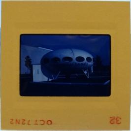 35mm Slide - Futuro Woodbridge Mall October 1972 - 24