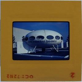 35mm Slide - Futuro Woodbridge Mall October 1972 - 2