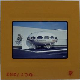 35mm Slide - Futuro Woodbridge Mall October 1972 - 3