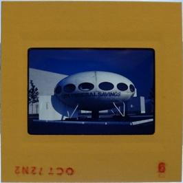 35mm Slide - Futuro Woodbridge Mall October 1972 - 6
