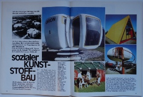 X Magazin 1/1972 Pages 44-45