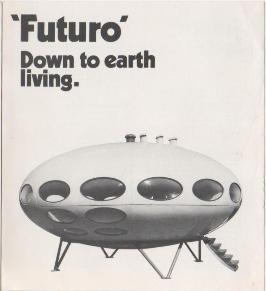 Futuro House - Brett Colquhoun Brochure 1