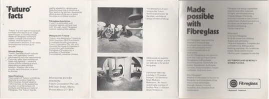 Futuro House - Brett Colquhoun Brochure 2