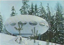 Futuro House - Brett Colquhoun Turenki