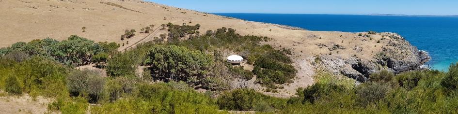 Deep Creek, Australia - Panoramic Shot By Peter S Taken 122617