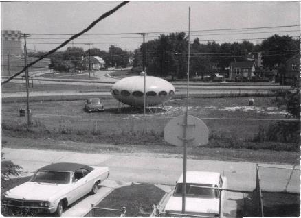 Futuro - Baltimore June 1971 - Mike D