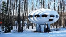 Futuro - Mont Blanc, Quebec, Canada - Biensur atelier - 010509 - 2