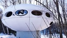Futuro - Mont Blanc, Quebec, Canada - Biensur atelier - 010509 - 7