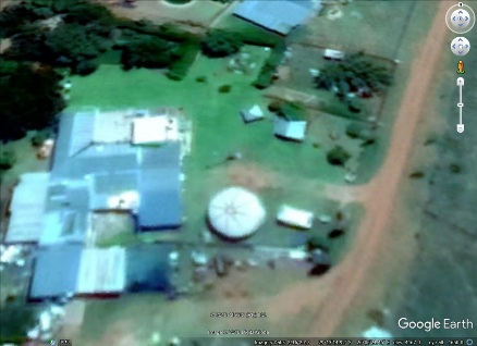 Futuro, Bloemfontein, South Africa - Google Earth Capture 021618