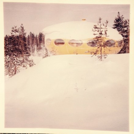 Futuro, Hirvensalmi - Date Unknown - Brett Colquhoun
