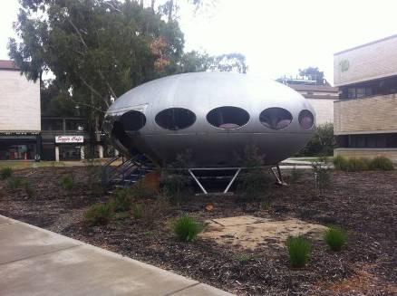Futuro, Canberra University, Canberra, Australia - Refurbishment